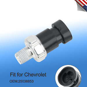Engine Oil Pressure Sensor Compatible With Chevrolet CORSICA EQUINOX 25036853