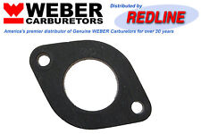 WEBER  40 IDF  CARBURETOR INSULATOR 3MM THICK FOR MOUNTING CARB - SOLD EACH