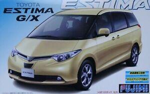 Fujimi 036786 - 1/24 Toyota Stima G/X (ID-8) - New