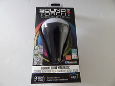 SOUND TORCH BLUETOOTH COLORFUL LED BULB SPEAKER NEW