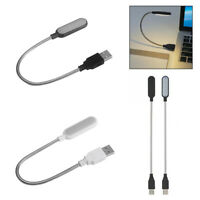 KQ_ Mini Home USB Reading Learning Lamp Laptop Computer PC Notebook LED Night Li
