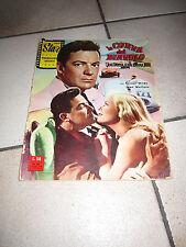 CINEROMANZO 1958 The Devil's Hairpin LA CURVA DEL DIAVOLO AUTO CAR Cornel Wilde