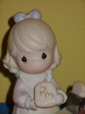 Precious Moments A Special Toast # C0117 So Very Cute! Charter Member~New