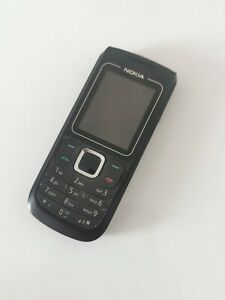 Nokia 1680 classic - Black (Unlocked) Mobile Phone