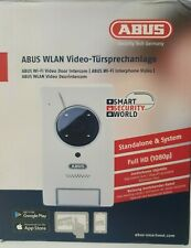Abus WLAN Video Doorphone PPIC35520 Smart Security World Camera Full HD