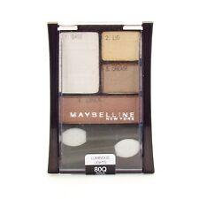Maybelline Expert Wear EyeShadow Eye Quad Brown Blue Green New