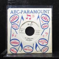 "Paul Anka - My Home Town / Something Happened 7"" VG+ Promo Vinyl 45-10,106"