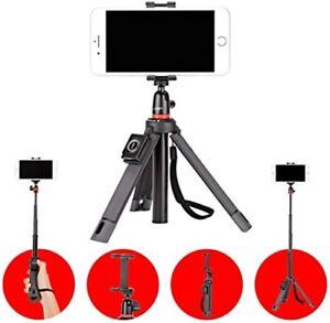 Joby TelePod Mobile Selfie Stick Handle Tripod Stand Grip Handle JBO1550-BWW