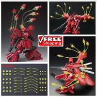 ☀️ Yellow Funnel Effect Part for MG 1/100 Sazabi ver.ka RE Nightingale Gundam