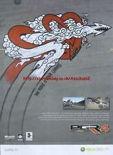 "Project Gotham Racing PGR 4 ""Xbox 360"" 2007 Magazine Advert #4933"