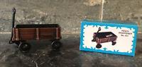 Antique Finish Die-Cast Miniature Wagon Pencil Sharpener No. 631 VTG NOS NIB