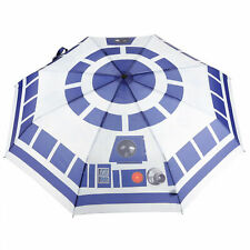 Star Wars R2-D2 Sublimated Print Umbrella White