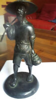 MING Chengua 1465-1487 Petit bronze d'époque