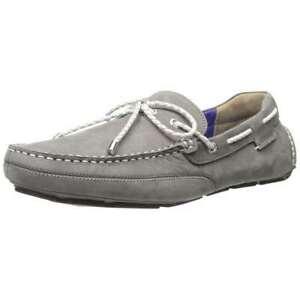 Sebago Men's Kedge Tie Oxford Leather/Suede Slip-On Loafer Shoes Original NEW