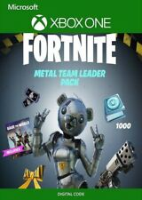 Metal Team Leader Pack + 1000 V-Bucks Challenge (XBOX One/X) USA/EU Key