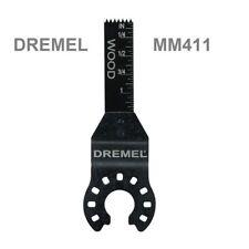 "New Dremel Multi Max MM411 3/8"" Wood Flush Cut Blade"