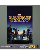 Fathead Guardian Of The Galaxy Movie Poster Marvel Real Big Mural Decal 96-96103