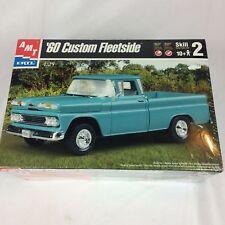 New Sealed AMT ERTL 6310 1960 Custom Fleetside 1/25 Model Car Kit Pickup