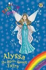 Alyssa the Snow Queen Fairy by Daisy Meadows Rainbow Magic Three in One