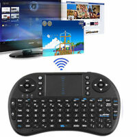 2.4G Wireless Mini Fly Air Keyboard Mouse Touchpad For Laptop Xbox PC PS3 TV KS