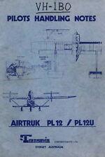 TRANSAVIA PL.12 AIRTRUK AGRICULTURAL AIRCRAFT