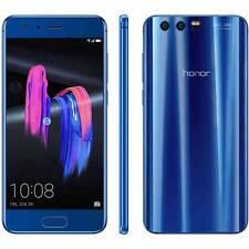 Huawei Honor 9 4G 64GB Dual SIM BLU BLUE 24 mesi garanzia Italiana europa