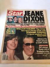 Vintage Star Tabloid Magazine - July 12, 1983 - Stefanie Powers