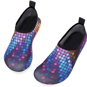 Water Sports Beach Swim Diving Shoes Barefoot Quick-Dry Aqua Yoga Socks Slip-on