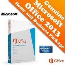 MICROSOFT Office Home and Business 2013 al dettaglio-OFFERTA SPECIALE 75% stanno per scadere