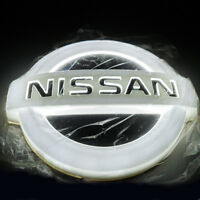 Waterproof 4D Car LED Logo Light Auto Badge Rear Emblems Lamp For NISSAN Geniss