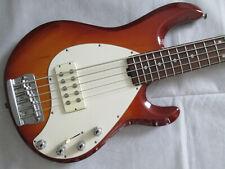 Ernie Ball Musicman Stingray 5 string bass - original hardcase.