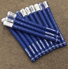Golf Pride Tour Wrap 2G Blue Standard 60R Grips *Genuine* 13 Pcs set