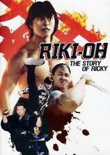 Riki Oh Story of Ricky 0631595112085 DVD Region 1