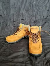 Converse All Star Supreme Leather Composite Toe Hiking Boots size 7W man 9W woma