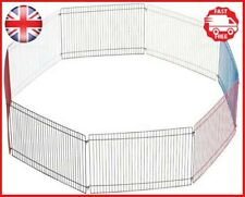 "Trixie Joy Indoor Run 8 Elements Pet Hamster Guinea Pig Cage Expandable 34�ƒ�€""23cm"