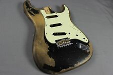 MJT Official Custom Order Vintage Aged Nitro Finish Guitar Body Mark Jenny VTS