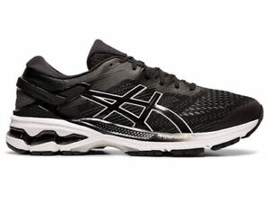 GENUINE || Asics Gel Kayano 26 Mens Running Shoes (2E) (001)