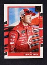 2018 Donruss NASCAR Racing Base #47 Kyle Larson