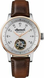 Ingersoll Men's The Miles Gents Automatic Watch - I08001 NEW