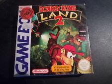 Donkey Kong Land 2 Gameboy