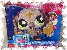 E - Littlest PetShop Online Peluche Chien 18 cm Hasbro Pet Shop