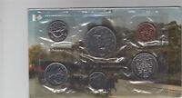 1978 Canada PL RCM Set (6 Coins UNC.)