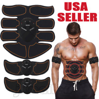 Ultimate EMS AB Arms Muscle Simulator ABS Training Home Abdominal Trainer Sets