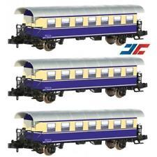 HS Jägerndorfer 60309 Set 3 zweiachsigen Personenwagen Halbfenster ÖBB Sp N