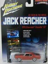 "`70 Chevrolet Chevelle SS ""Jack Reacher"" 1970 **Johnny Lightning Muscle 1:64 OVP"