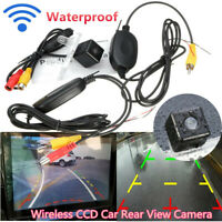 Wireless Car CCD Reverse Backup Rear View Camera Ki For Mercedes Benz W211