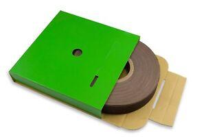 """1"""" x 50 YD Aluminum Oxide Emery Cloth Sandpaper Shop Roll - Metals - Choose Grit"""