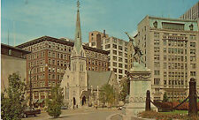 postcard USA  Indiana Indianapolis Christ Church Episcopal  unposted