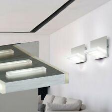 2er Set Luxe Chrome Luminaires Muraux Hxlxp 11x10x11 CM Bureau Lampe de IP20