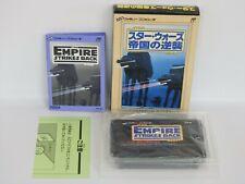Famicom STAR WARS The Empire Strikes Back GOOD Ref/1252 Nintendo Japan Game fc